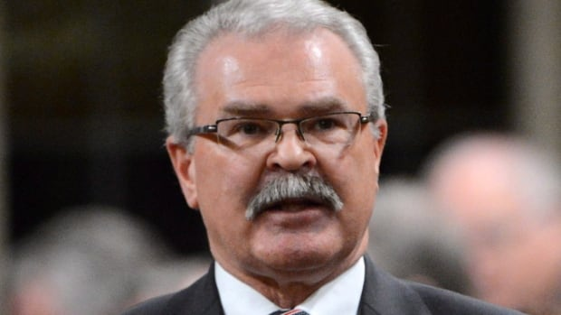 Federal Agriculture Minister Gerry Ritz, pictured, and International Trade