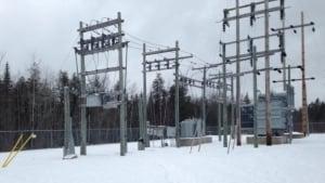 Harvey power substation