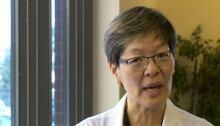 Dr. Kathryn Suh Ottawa Hospital eye institute infection virus