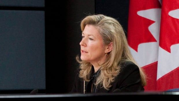 Interim privacy commissioner Chantal Bernier (left), pictured in 2009, has released a special report to Parliament making recommendations for better oversight of Canada's spy agencies.
