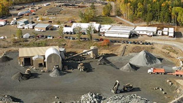 Some workers with KGHM in Sudbury may see issued layoff notices.