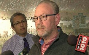 Coun. David Shiner proposes zero per cent property tax increase