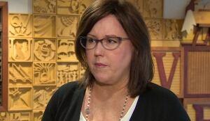 Vancouver School Board Chair Patti Bacchus