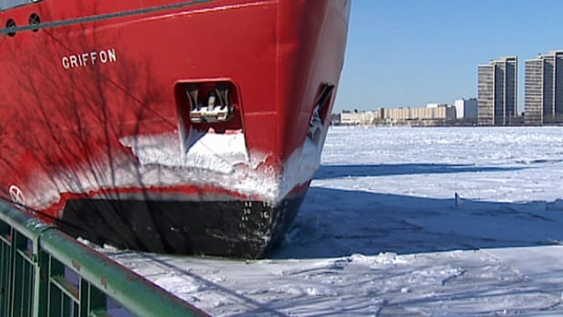 Coast Guard is re-routing its resources to help with opening the St. Lawrence Seaway.