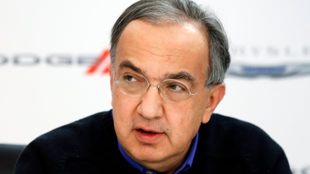 Fiat Chrysler Automobiles CEO Sergio Marchionne announced the renaming of the company today.