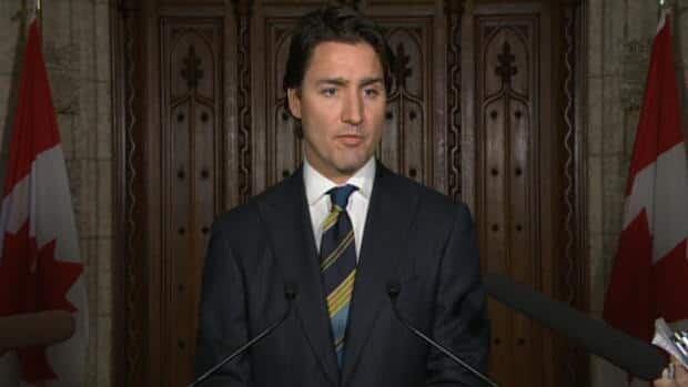 Trudeau drops Senate bombshell