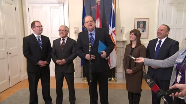 Premier Tom Marshall has ordered a review of Bill 29, the controversial legislation that gives government more power to withhold information from public view. The announcement was made following a shuffle to the provincial cabinet.