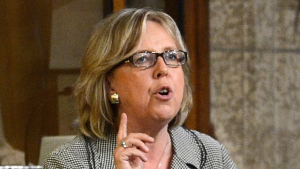Green Party Leader Elizabeth May has co-sponsored a policy resolution condemning Israeli settlements that is expected to come up for debate during the party's policy convention in Fredericton this weekend.