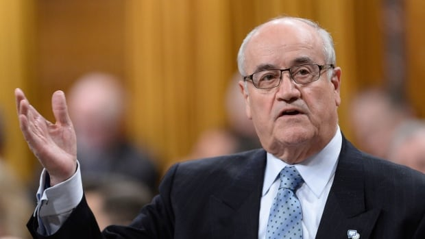 Veterans Affairs Minister Julian Fantino answers a question during question period in the House of Commons in Ottawa, Wednesday, Jan. 29. He has been invited to Cape Breton for an emergency meeting with veterans.