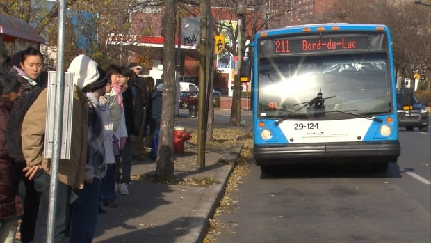 The STM says it will reduce bus service by 165,000 hours.