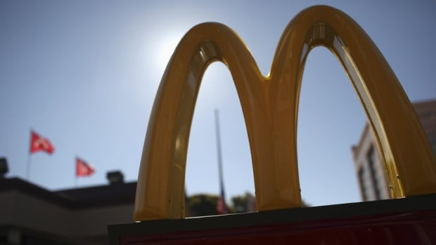 McDonald's U.S. sales are flat as consumers seek out alternatives.