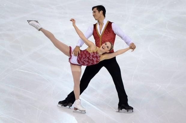 Cdn Skating Championships 20140111