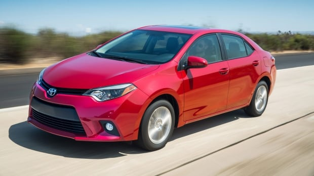 Toyota has told North American dealers to stop selling six popular models including the Corolla because the seat fabric doesn't meet flammability standards.