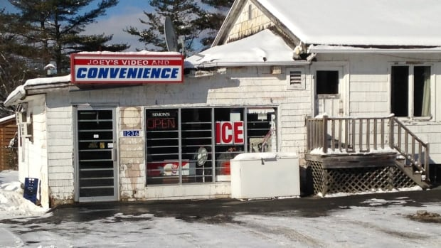 The owner of Joey's Convenience is accused of tampering with lottery scratch tickets.