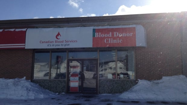 The Grand Falls-Windsor blood donor clinic will close its doors in mid-February.