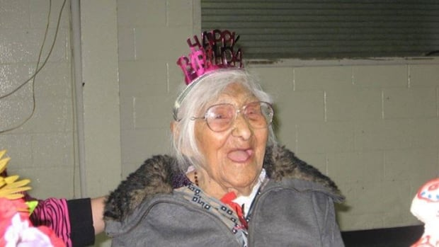 Marguerite Kioke Wabano recently turned 110.  She is the eldest living residential school survivor.