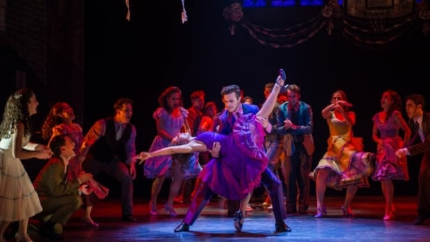 West Side Story is at TCU Place in Saskatoon this weekend.