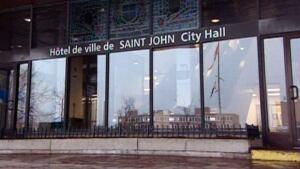 Saint John City Hall