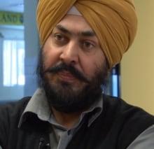 Balraj Singh Dhillon Sikh temple Nepean Ottawa president Jagtar Gill