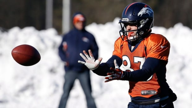 Denver Broncos wide receiver Wes Welker is focusing on the Super Bowl on Sunday, not dwelling on the times he's come up short with the New England Patriots.