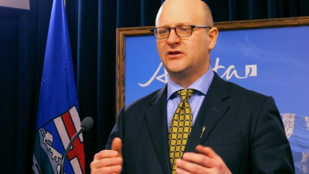 Alberta Transparency Minister Don Scott admits not everyone wanted their salaries made public.