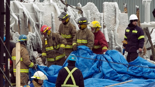 The coroner's inquest into the L'Isle-Verte, Que. fire last January is set to wrap up this week.