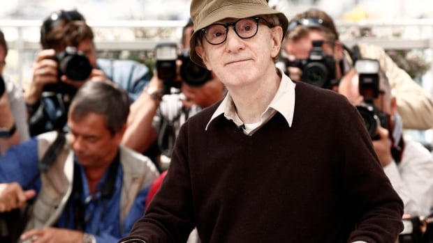 Director Woody Allen.  Magic in the Moonlight is his 47th feature film.