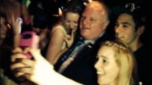 Rob Ford at The Foggy Dew pub in Burquitlam / Coquitlam outside Vancouver