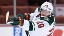 Sochi: After Hours - Ryan Suter Keeping Olympics In The Family (video)