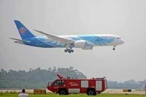 China Boeing 787