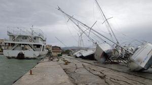 Greece earthquake Kefalonia