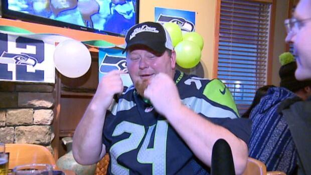 Seattle Seahawks fan Rick Kezama said it was a dream come true to watch his friend Jon Ryan play in the Super Bowl.