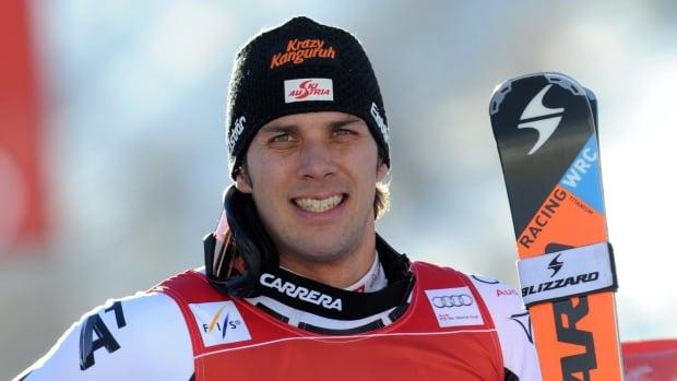 Mario Matt has 14 career slalom wins and 39 podium finishes.