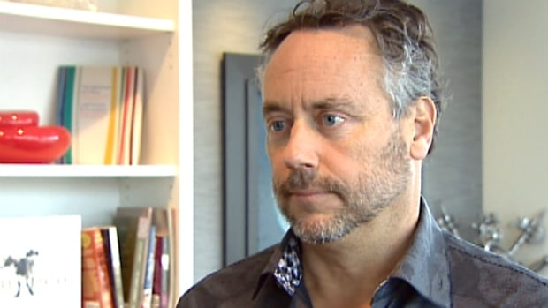 Businessman and philanthropist Brett Wilson wants retailers to put a hold on the Christmas decorations until after Remembrance Day.