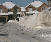 Snow removal Orleans