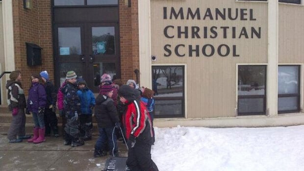 Immanuel Christian School will soon move to a new location.