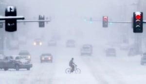 APTOPIX Winter Weather Kansas