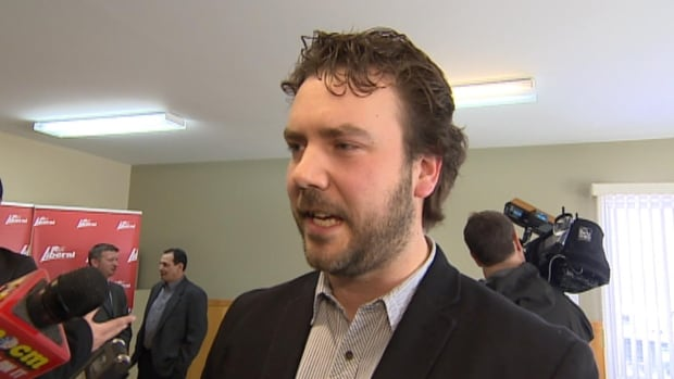 Geoff Gallant, former NDP vice-president, says he has no immediate plans for his political future, but has kept an open mind since stepping down from the party executive.