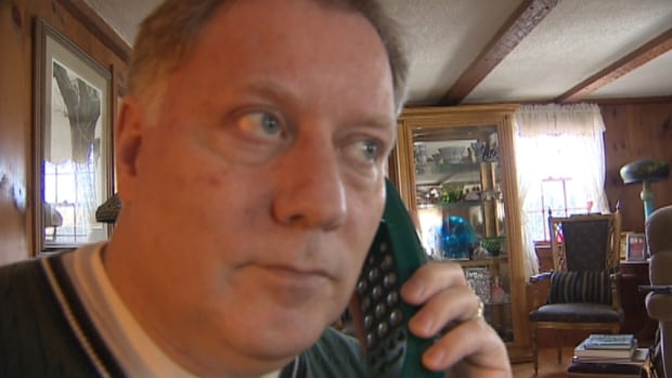 Geoffrey Leblanc called constantly for two hours, but still didn't get a spot.
