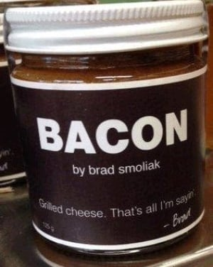 bacon spread recall