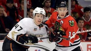 Hockey Night in Canada: Ducks vs. Blackhawks