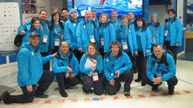 'Blue jacket' volunteers were considered the life blood of the 2010 Games in Vancouver. CBC Vancouver is welcoming them for free coffee, prizes, live radio and a viewing of the Sochi Opening Ceremony on the morning of Friday, February 7th.