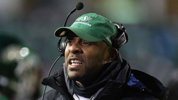 Roughriders Head Coach Corey Chamblin is anxious to play this weekend in Edmonton versus the Eskimos.