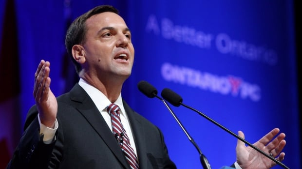 Ontario PC Leader Tim Hudak's has announced plans to change provincial labour laws to make union membership optional.