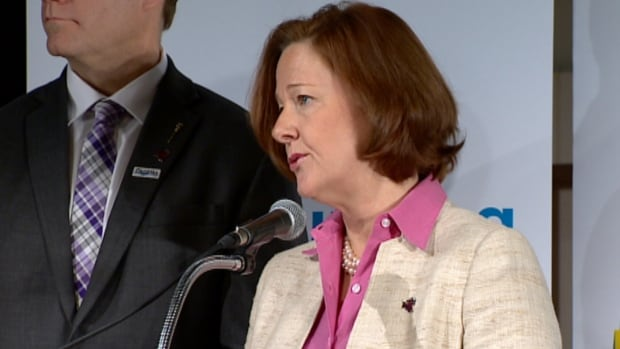 Alberta Premier Alison Redford says she would not have attended Nelson Mandela's funeral in South Africa late last year if she knew it would turn out to cost taxpayers $45,000.