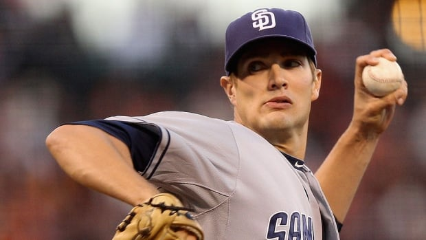 Padres pitcher Cory Luebke needs a second Tommy John surgery. He missed all of last season while rehabbing after having his first elbow ligament replacement procedure in May 2012.