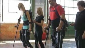 Ekso bionic suit