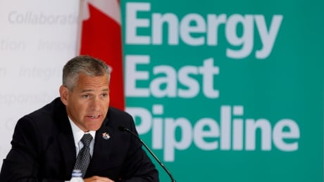 TransCanada formally applies to NEB for Energy East pipeline approval