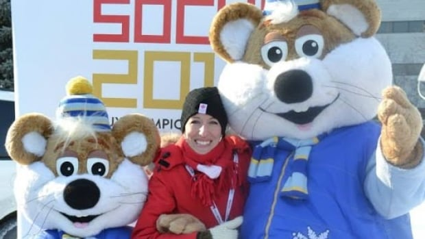 CBC's free outdoor broadcast of the opening ceremony in Sochi will start at 11 a.m. Friday. Winterlude's Ice Hog family will be there.