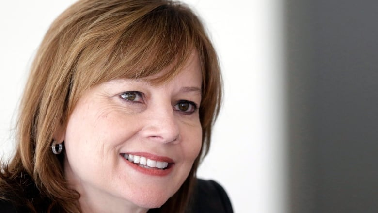 Gm Ceo Mary Barra To Earn 14 4m Us Business Cbc News